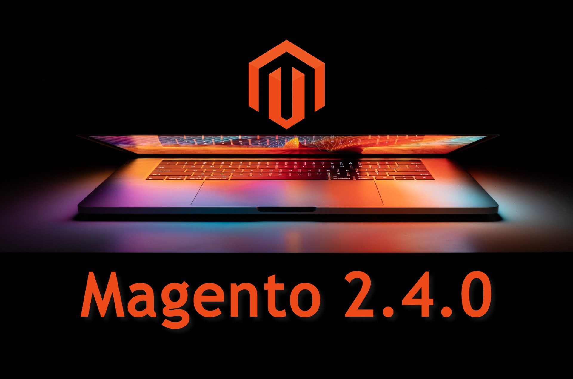 Software update version Magento Commerce 2.4.0