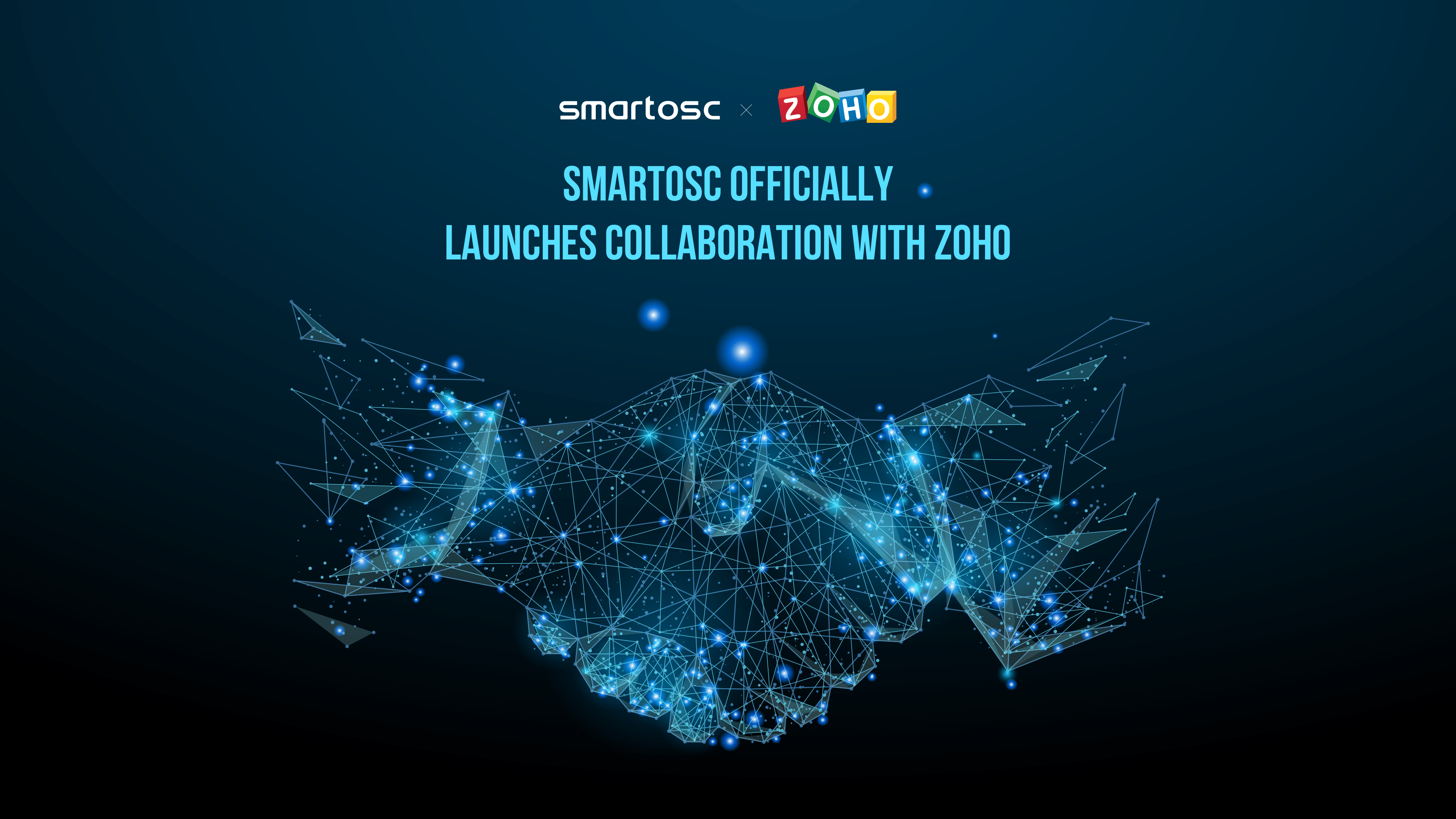 SmartOSC x Zoho Collaboration